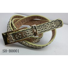 Braided Skinny Belts