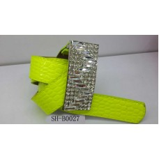 Fashion Crystal Belt