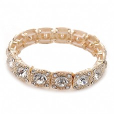 Exquisite Crystal Bracelet