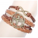 Leather Bracelet - MB12615