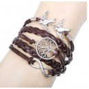 Leather Bracelet - MB12625