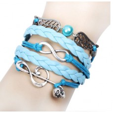 Leather Bracelet - MB12627