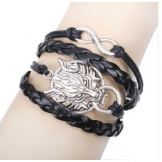 Leather Bracelet - MB12628