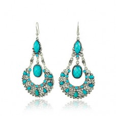 Victorian Style Alloy Earrings