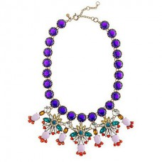 Fashion Flower Necklace